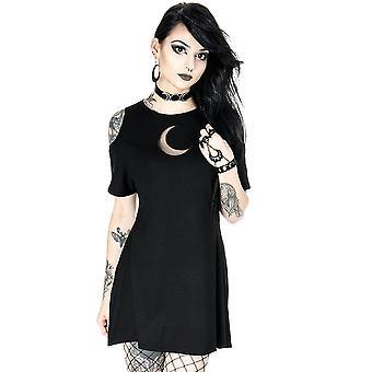Restyle Crescent Cold Shoulder Dress
