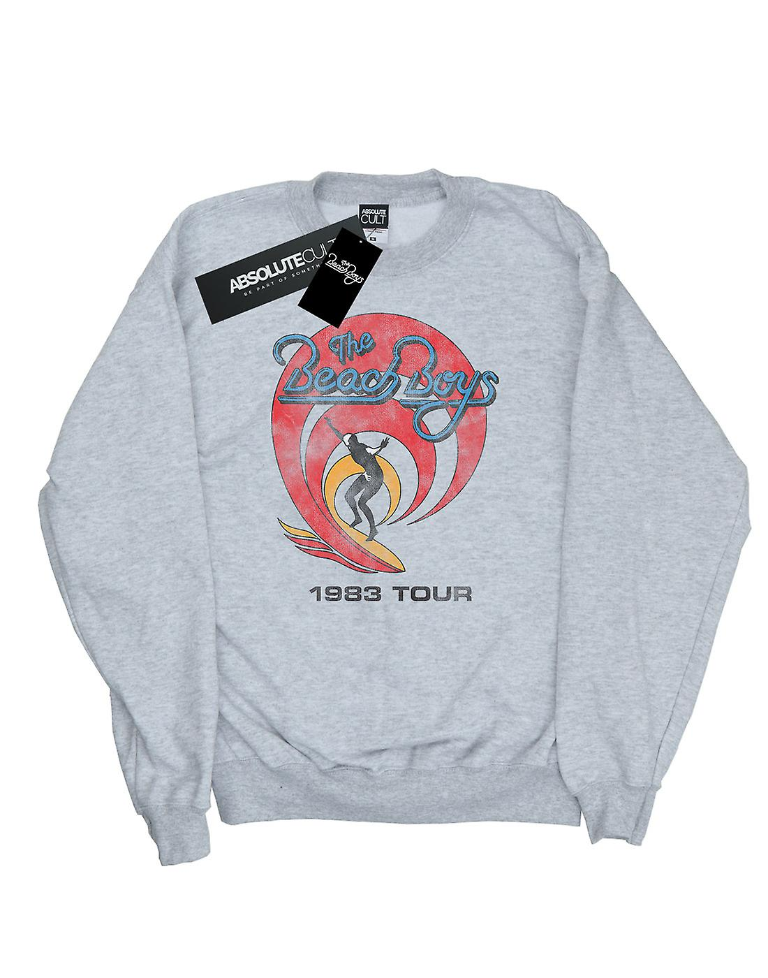 Beach Boys Men's Surfer 1983 Sweatshirt