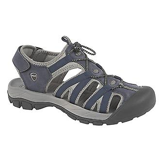 PDQ Mens Toggle & Touch Fastening Superlight Sports Sandals