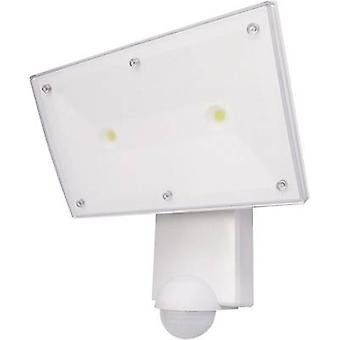 Outdoor LED-floodlight grothe McGuard LED RL-300FV 94555 (+ bewegingsmelder) 4.12 W neutraal wit
