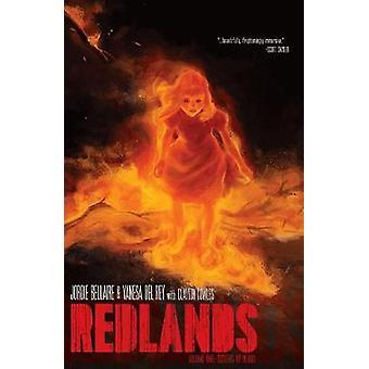 Redlands Volume 1 by Vanesa Del Rey - 9781534305007 Book