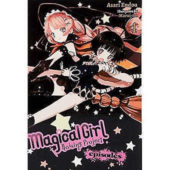 Magiska flicka Raising projekt, Vol. 5 (ljus roman)
