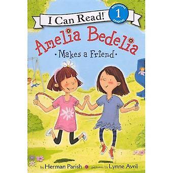 Amelia Bedelia faz um amigo (Amelia Bedelia