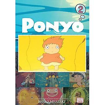 Ponyo på Cliff Film Comc, vol 2 (Ponyo Film tegneserie)