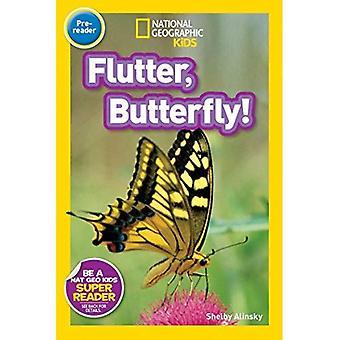 Vibração, borboleta! (Leitores de geográficos nacionais: nível Pre1)
