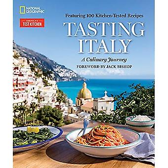 Degustação de Itália