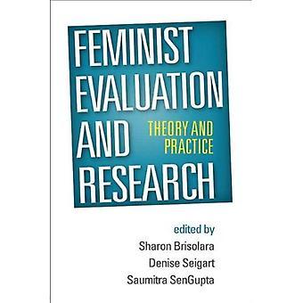 Feministiska utvärdering och forskning: teori och praktik