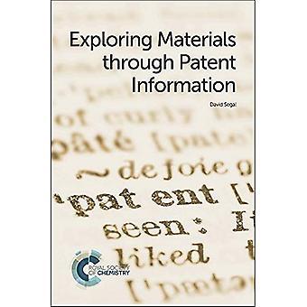 Erforschung von Materialien durch Patentinformation