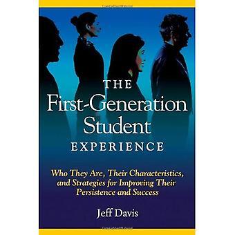 La vie étudiante de première génération: Qui sont-ils, leurs caractéristiques et les stratégies d'amélioration de leur persistance et la réussite