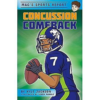 Concussion Comeback (Mac's Sports Report)