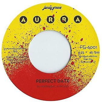 Aurra - perfecte datum / perfecte datum instrumentale [Vinyl] USA import