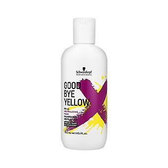 Schwarzkopf GoodBye Yellow Neutralizing Shampoo 300ml