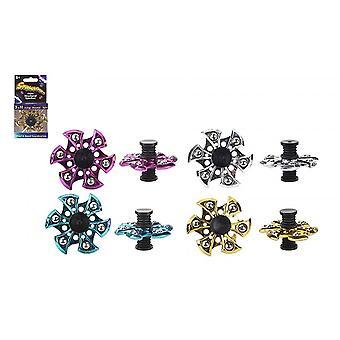 Spinnerooz metallisk hoppende Spinner