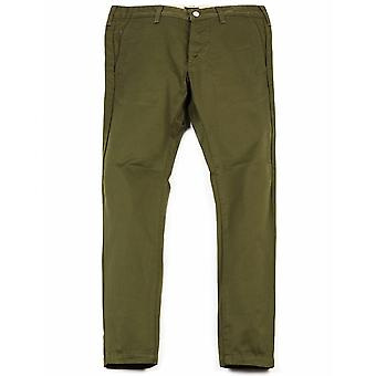 Edwin Jeans 55 Chino - Military Green