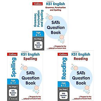 KS1 Grammar - Punctuation and Spelling SATs Question Book - for the 20