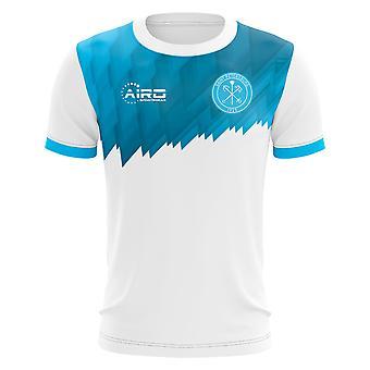 2019-2020 Zenit St Petersburg Home Concept Football Shirt - Little Boys