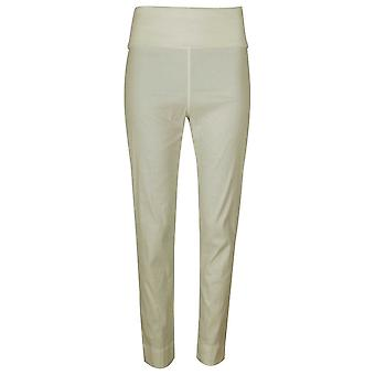 Crea Concept Pull On Stretch Trousers