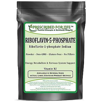 Riboflavin 5-Phosphat-Riboflavin 5-Phosphat Natriumpulver