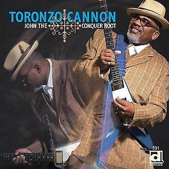 Toronzo キャノン - ジョン征服ルート [CD] USA 輸入