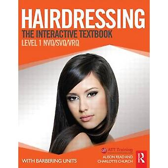 Hairdressing - Level 1 - The Interactive Textbook by Att Training Ltd -
