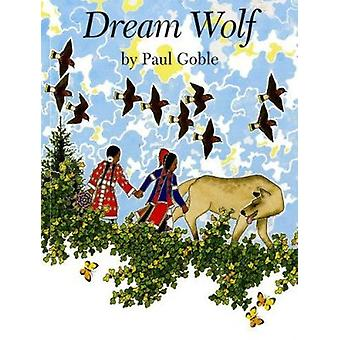 Dream Wolf by Goble - Paul - 9780689815065 Book