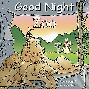 Good Night Zoo by Adam Gamble - Cooper Kelly - 9781602190184 Book