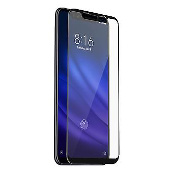 Akashi Xiaomi Mi 8 Pro Tempered Glass Film Curved Screen Protector Black