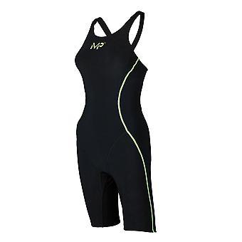 Michael Phelps Girls Mpulse Kneesuit Competition Swimwear