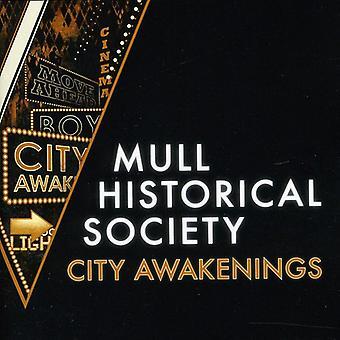 Mull Historical Society - City Awakenings [CD] USA import