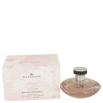 Banana Republic Rosewood de Banana Republic Eau De Parfum Spray 3.4 Oz (femmes) V728-458072