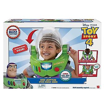 Toy Story 4-Buzz Lightyear Space Ranger Armor