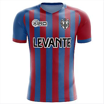 2020-2021 Levante Home Concept Football Shirt - Little Boys