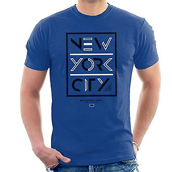 Divide & Conquer New York City Dry Goods Men's T-Shirt