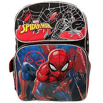 Batpack-Marvel-Spiderman Spider Web černý 16