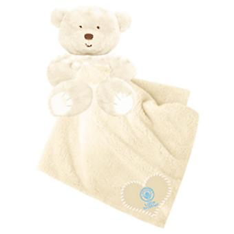 Manchester City FC Childrens/Kids Love And Hugs Comfort Blanket