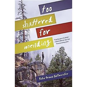 Too Shattered for Mending by Peter Brown Hoffmeister - 9780553538076