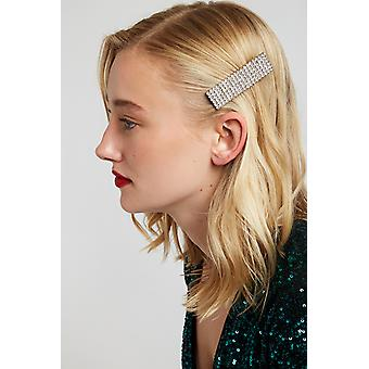 Louche Brice kaikki Crystal Hair Clip Diamond