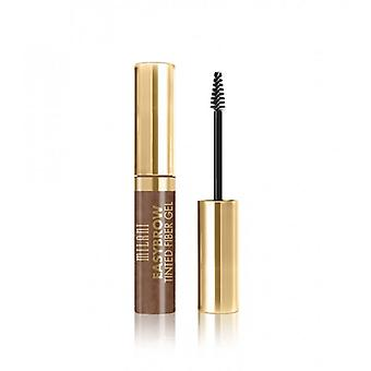 Milani Easybrow Tinted Fiber Gel-03 Médio Brown