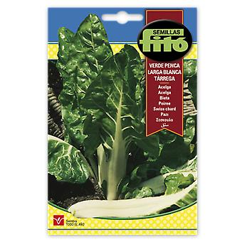 Semillas Fitó Green chard long white penca tárrega (Garden , Gardening , Seeds)