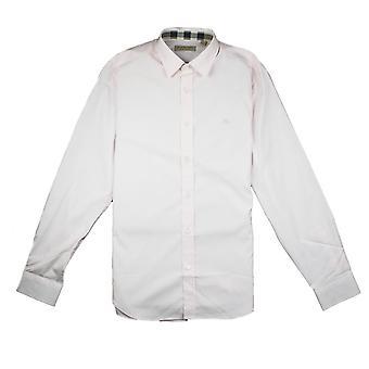 Burberry Cambridge pitkähihainen paita vaaleanpunainen