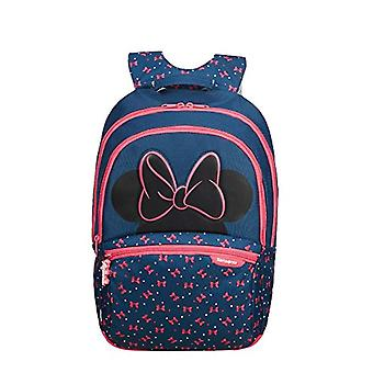 SAMSONITE Disney Ultimate 2.0 - Backpack Medium Zainetto per bambini - 41 cm - 18.5 liters - Multicolore (Minnie Neon)