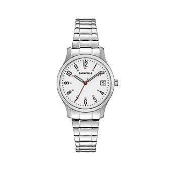 Caravelle New York Clock Donna Ref. 43M119