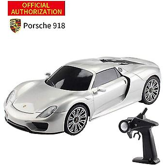 XQ RC 1:12 Porsche 918 Spyder fjernbetjening bil