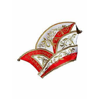 Fool's GLB carnaval GLB prinsen Guard Cap mannen kostuum Shipmen's kostuum