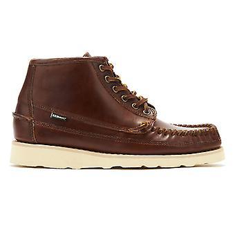 Sebago Seneca Mid Mens Brown Boots