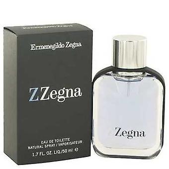 Z Zegna By Ermenegildo Zegna Eau De Toilette Spray 1.7 Oz (men) V728-435897