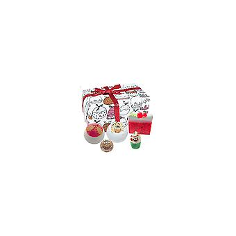 Bomb Cosmetics Gift Pack - Figgy Pudding