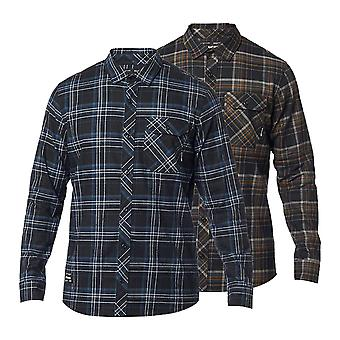 Fox Mens Gamut Stretch Flannel Shirt