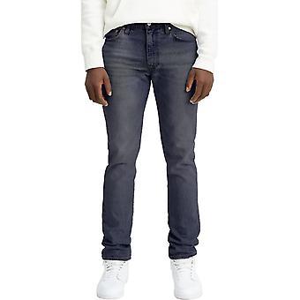 Levi's 511 Slim Fit Denim Jeans Blau 03