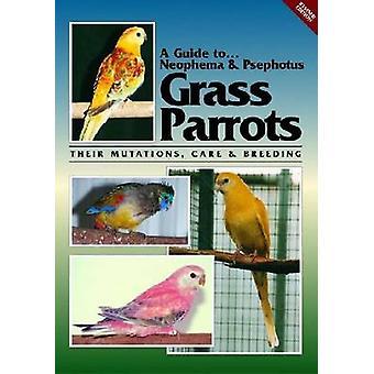 Um guia para Smart e grama Psephotus papagaios - suas mutações - C